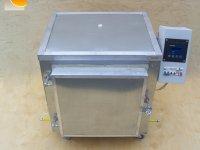 Муфельные печи 55,60,64 литра с максимальной температурой 1250 и 1350 градусов.