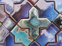 Мозаика керамическая. Плитка любой формы и размера.