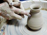 глина гончарная для лепки