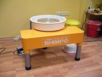 Продаю гончарный круг Shimpo Wisper
