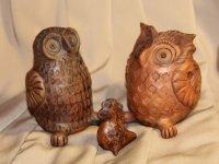 Свистульки и фигурки из керамики