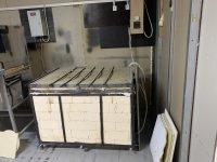 Муфельная печь 370 литров.