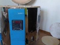 Муфельная печь 67 литров