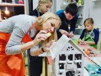 Арт-студия Среда ищет преподавателя по керамике