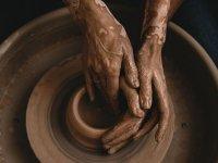 Обжиг керамики и фарфора