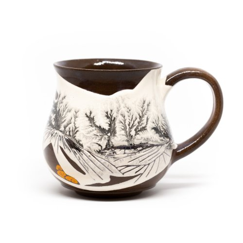 Продаю керамику ручной работы: чашки, кружки и всевозможные столовые принадлежности