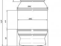 Заказ на изготовление вазочек