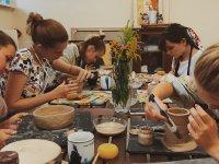 Коворкинг для гончаров и керамистов