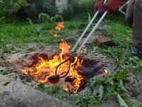 Продаём газовую печь для восстановительных (Раку) обжигов