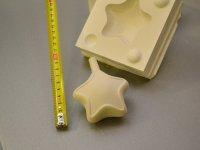 Гипсовые формы елочных игрушек со скидкой 30%