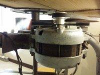 Деревянный гончарный классический круг с электроприводом