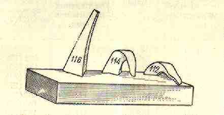Рисунок из книги Г.Н.Дудерова  Практикум по технологии керамики и огнеупоров, 1953 г.