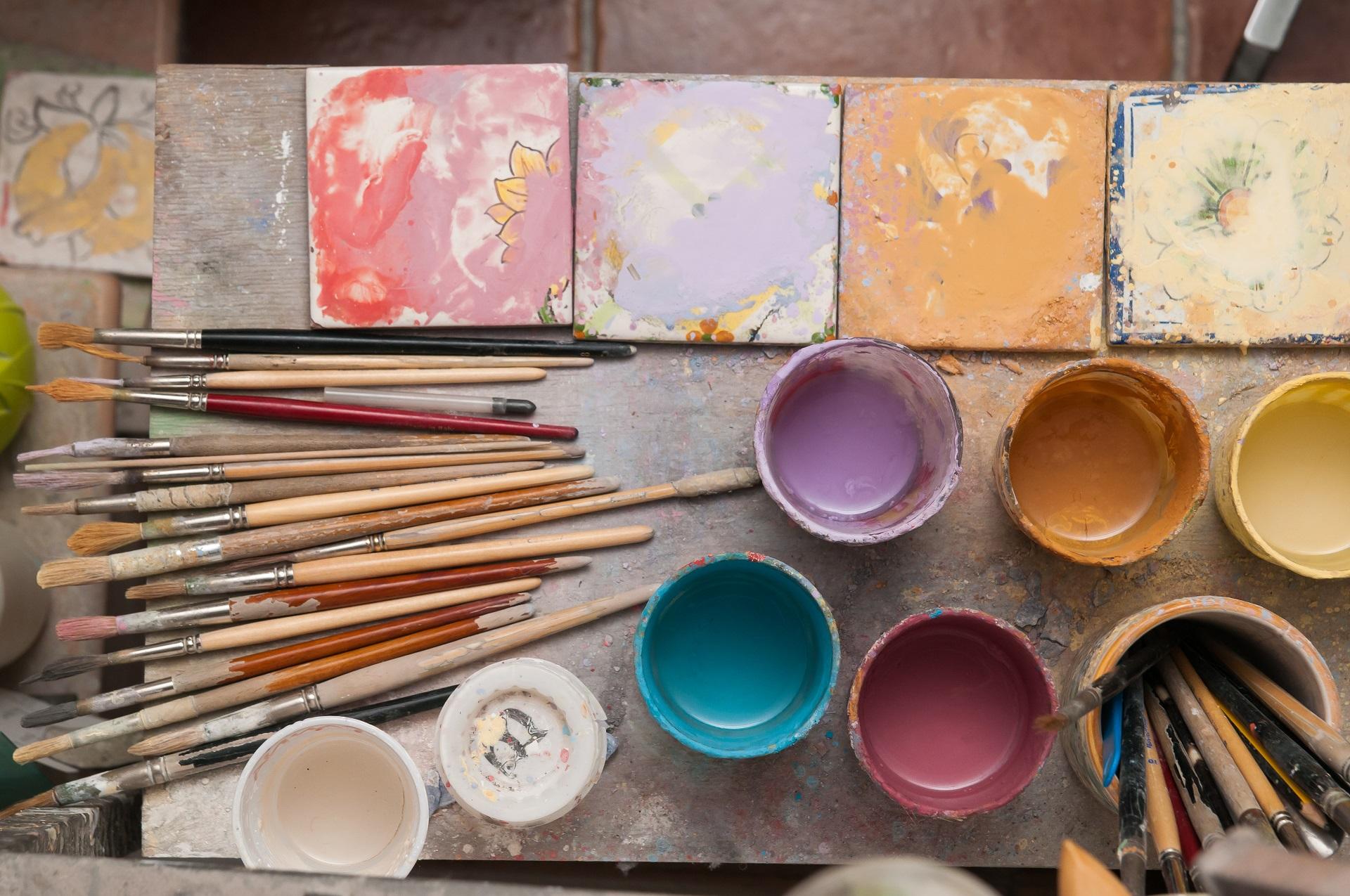 lab po keramike kisti