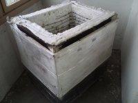 Продам б/у муфельную печь 189 л