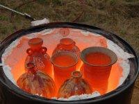 Печь газовая для раку